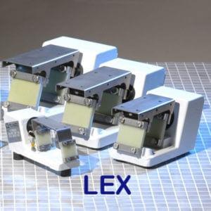 Ηλεκτρομαγνητικοί Δονητές Tuxel LEX